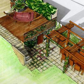 zahrada Strašnice