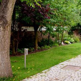zahrada Zvole u Prahy